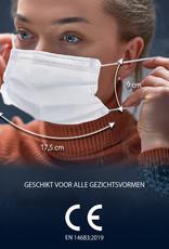 IRIS gezichtsmaskers - PN-W-L-50P