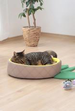 IRIS Pet Bed Pineapple PCB-20P