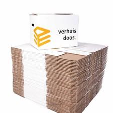 Verhuisdozen premium pakket 40 stuks