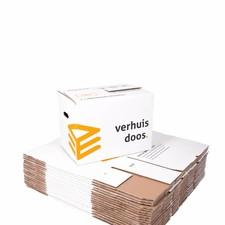 Verhuisdozen premium pakket 10 stuks