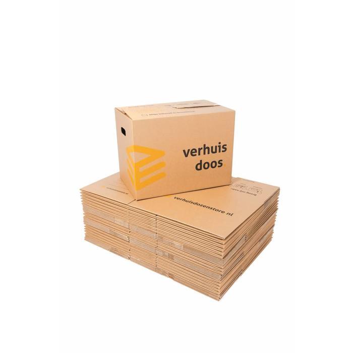 Verhuispakket Standaard medium (3-4 personen)