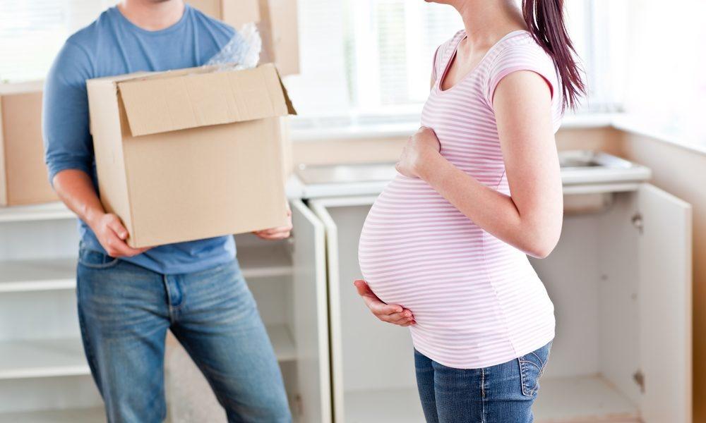 Zwanger en verhuizen: Hoe kan je jouw steentje bijdragen?