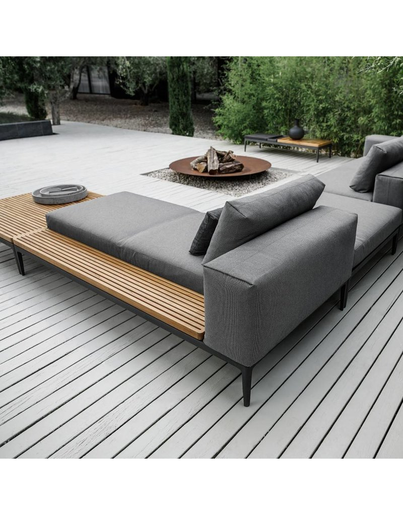 Gloster Gloster Grid Lounge Tuinbank