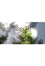 FLORA Flora Comb-ination Trellis groeischerm small zwart