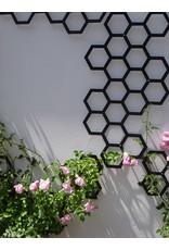 FLORA Flora Comb-ination Trellis groeischerm large zwart