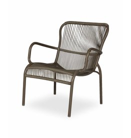 Vincent Sheppard Vincent Sheppard Loop Lounge Chair Rope