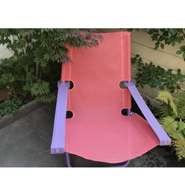 EMU EMU Snooze Loungestoel Roze Showroommodel