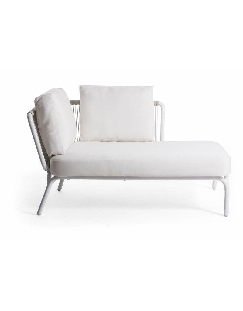 OASIQ OASIQ YLAND Lounge Tuinbank - Linkerarm Stuk