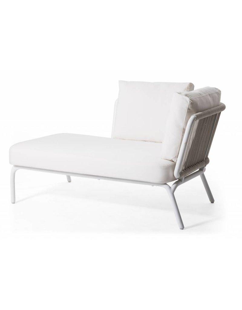 OASIQ OASIQ YLAND Lounge Tuinbank - Rechterarm Stuk