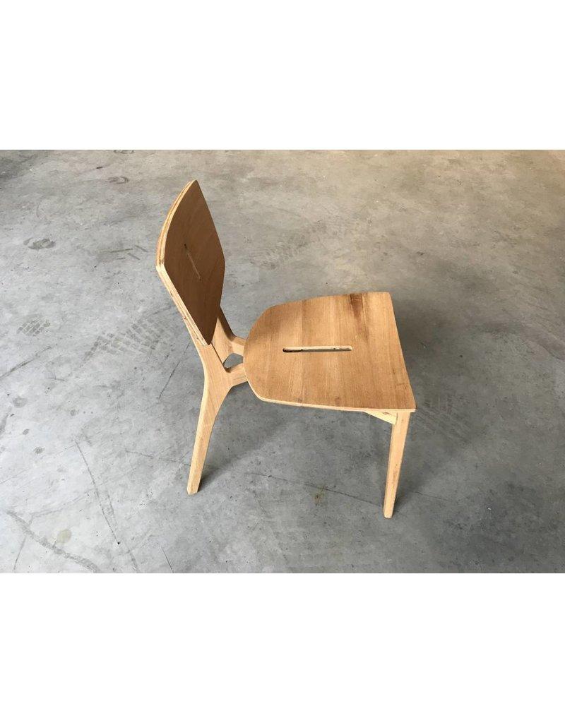 OASIQ OASIQ DIUNA Teak stoel Showroommodel
