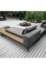 Gloster Gloster Grid Lounge Bijzettafel rechthoekig