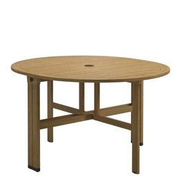 Gloster Gloster Voyager Ronde Tuintafel 115x130 cm