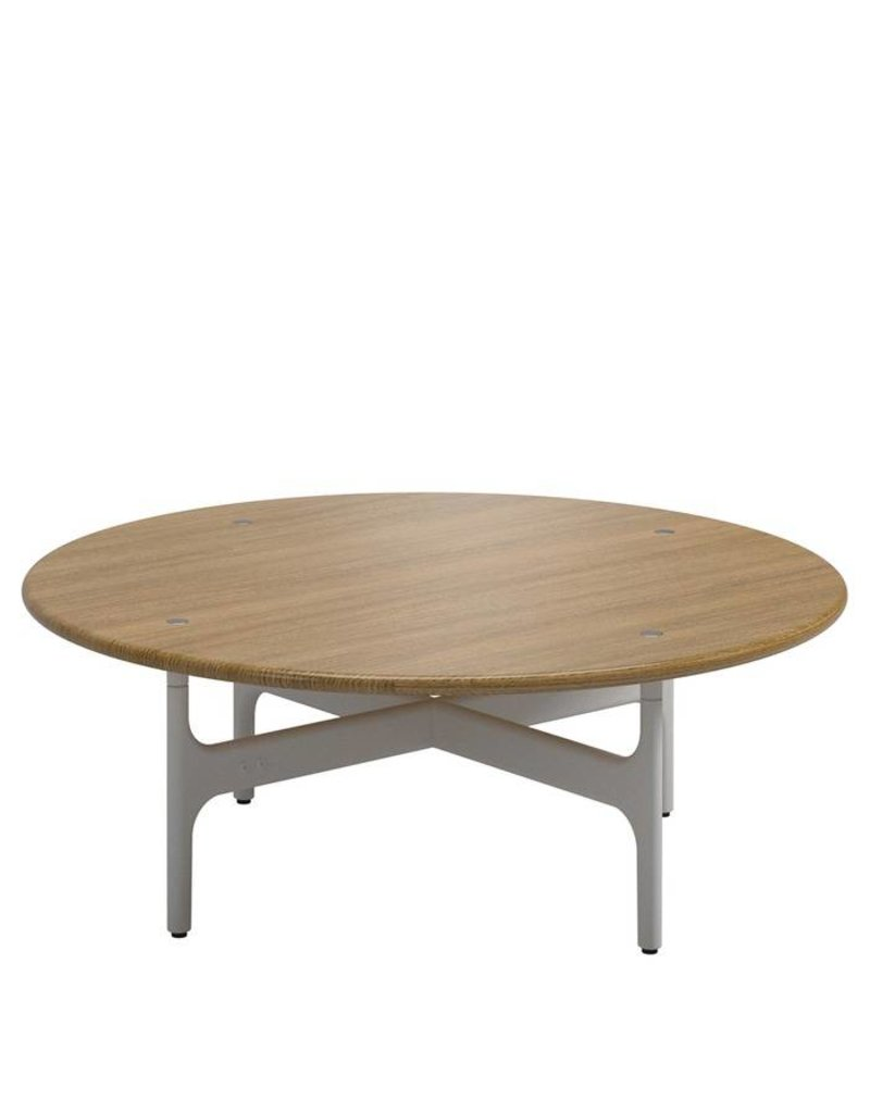 Gloster Gloster Grand Weave Ronde Salontafel