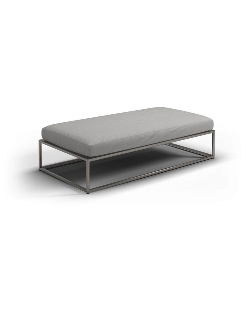 Gloster Gloster Cloud Loungeset - Large Ottoman
