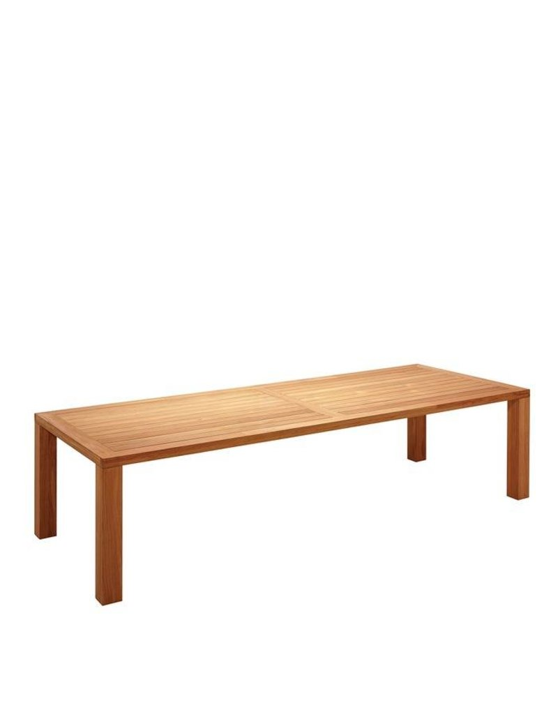 Gloster Gloster Square Tuintafel 115x300cm