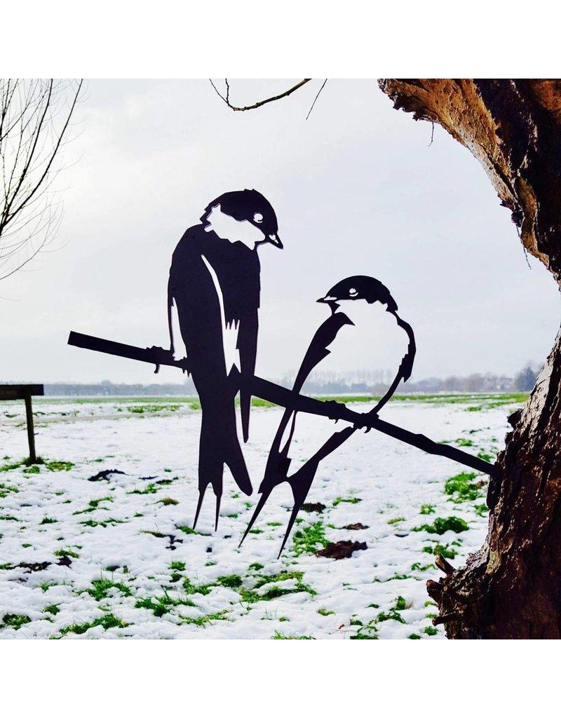 Metalbird Metalbird Zwaluw