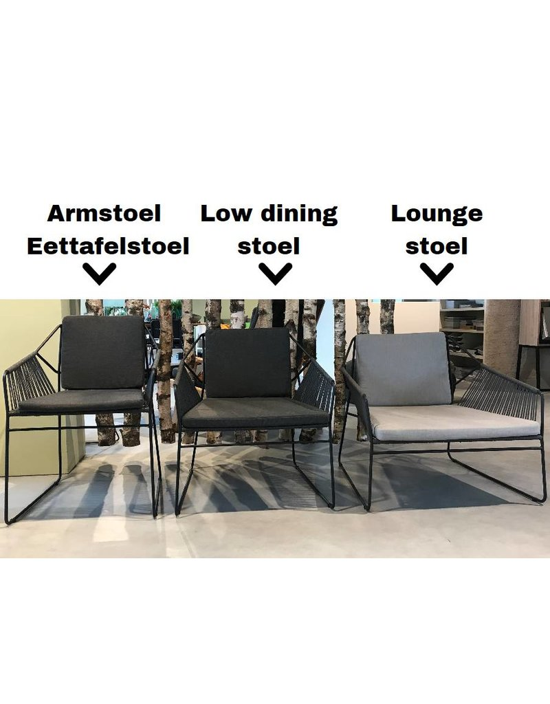 OASIQ OASIQ Sandur Loungestoel