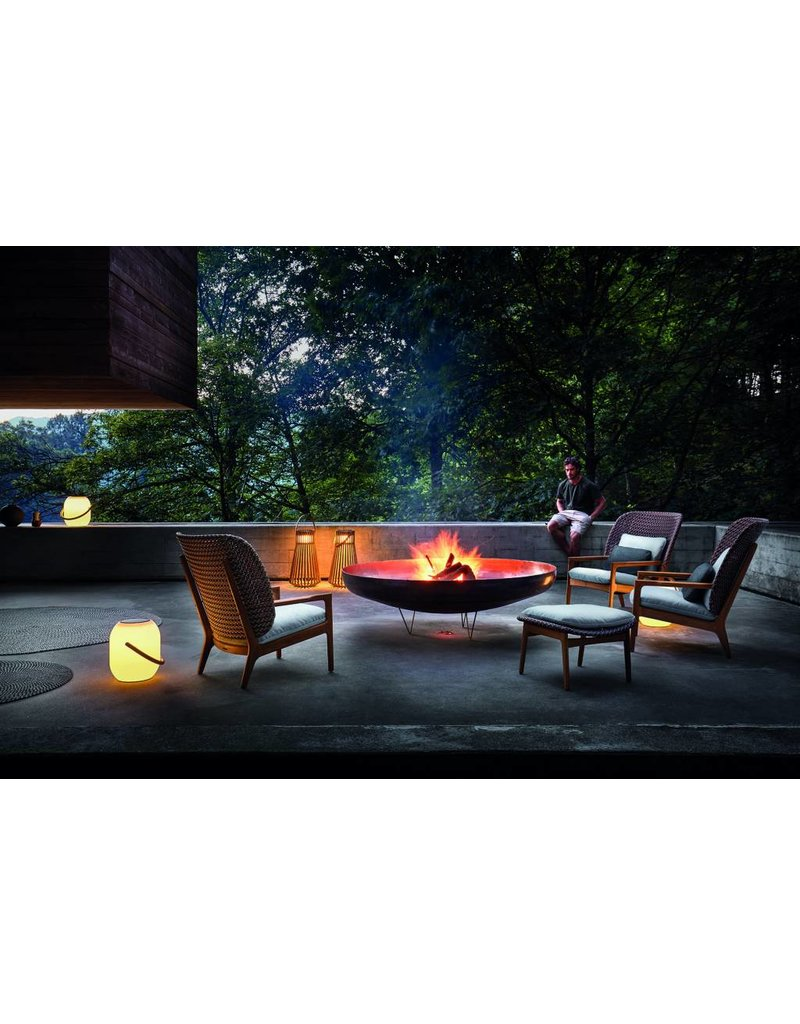 Gloster Gloster Kay Lounge stoel lage rugleuning