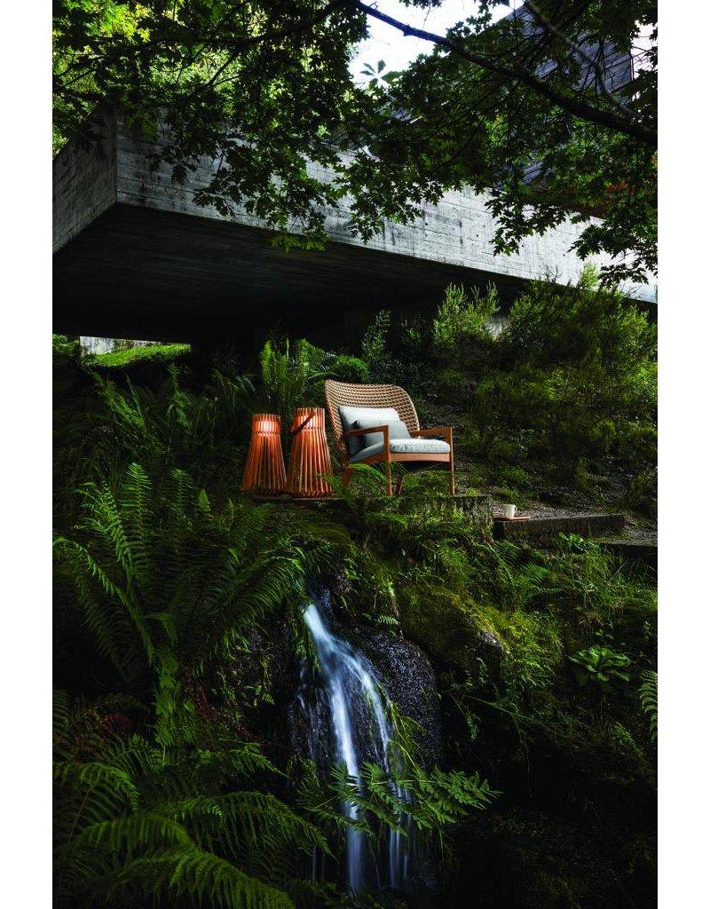 Gloster Gloster Kay Lounge stoel hoge rugleuning