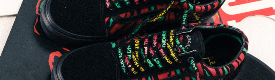 Freshcotton The Blog X Vans Collection North Face qYpv1S7