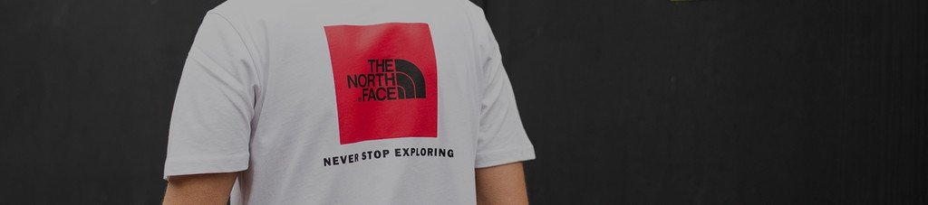 The north face - t-shirts