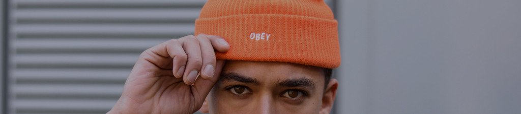 dff62ce05c8 OBEY - BEANIES