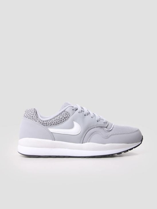 Nike Air Safari Wolf Grey White-Black 371740-011