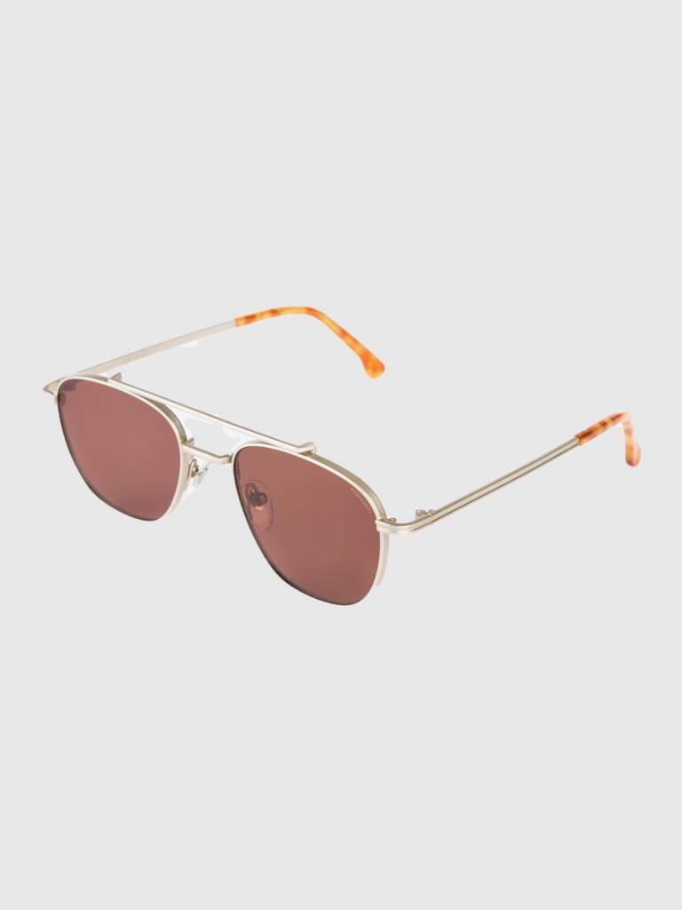Komono Komono Alex Sunglasses White Gold Kom-S3501