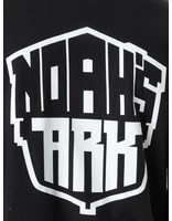 Noahs Ark Noahs Ark Ark Ark Ark Logo Longsleeve Black