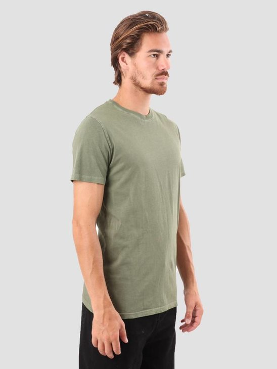 RVLT Asger T-Shirt Army 1015
