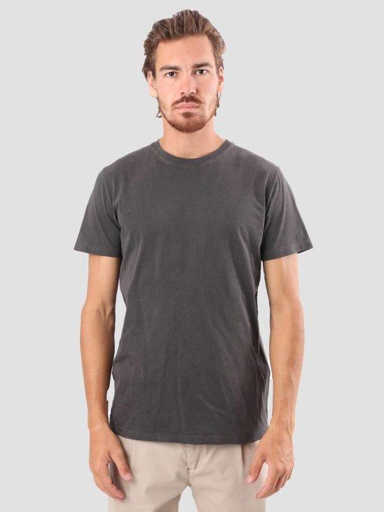 RVLT Asger T-Shirt Black 1015