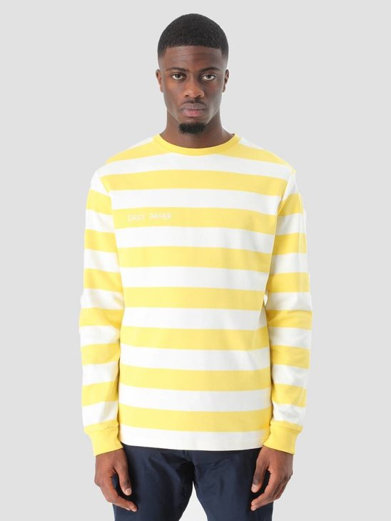 Daily Paper Astripe Longsleeve Yellow NOST17