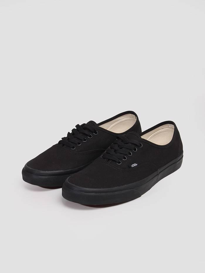 Vans Vans Authentic Black Black VEE3BKA