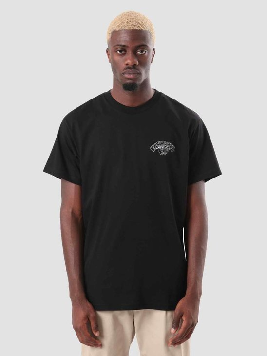 Carhartt WIP Backdrop T-Shirt Black White I025302-8990