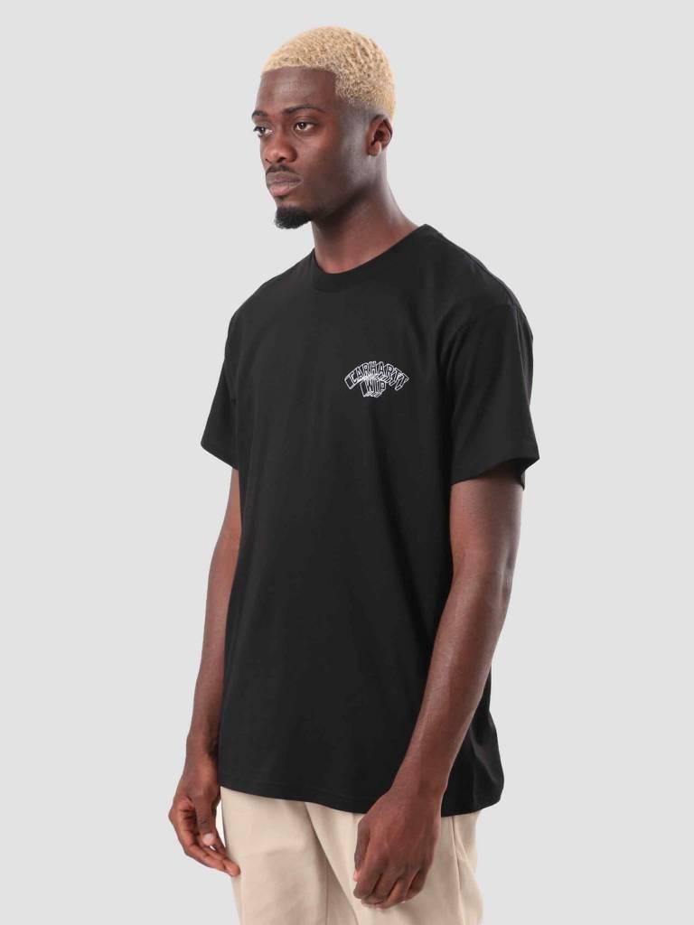 Carhartt WIP Carhartt WIP Backdrop T-Shirt Black White I025302-8990