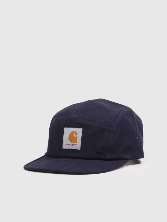 Carhartt WIP Backley Cap Dark Navy I016607-1C00 ... 4f33c8db7e20