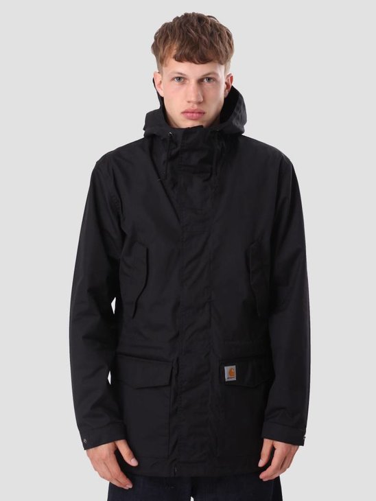 Carhartt Battle Parka Black I017798-8900