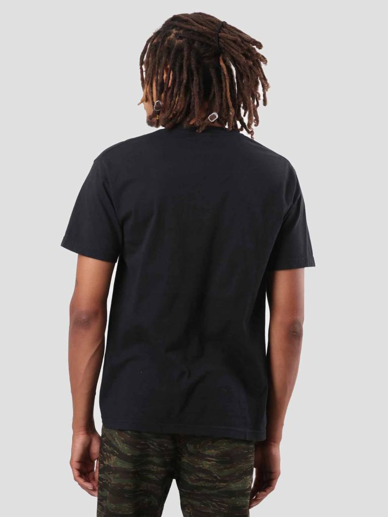 Obey Obey Be Mine T-Shirt Off Black 166911775