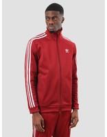 adidas adidas Beckenbauer Track Top Rus Red CW1251
