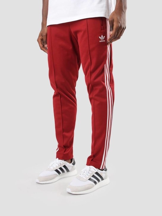 adidas Beckenbauer Trackpants Rus Red CW1270