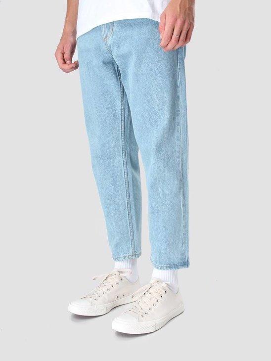 Obey Bender 90S Denim Jeans Light Indigo 142010050-Lin