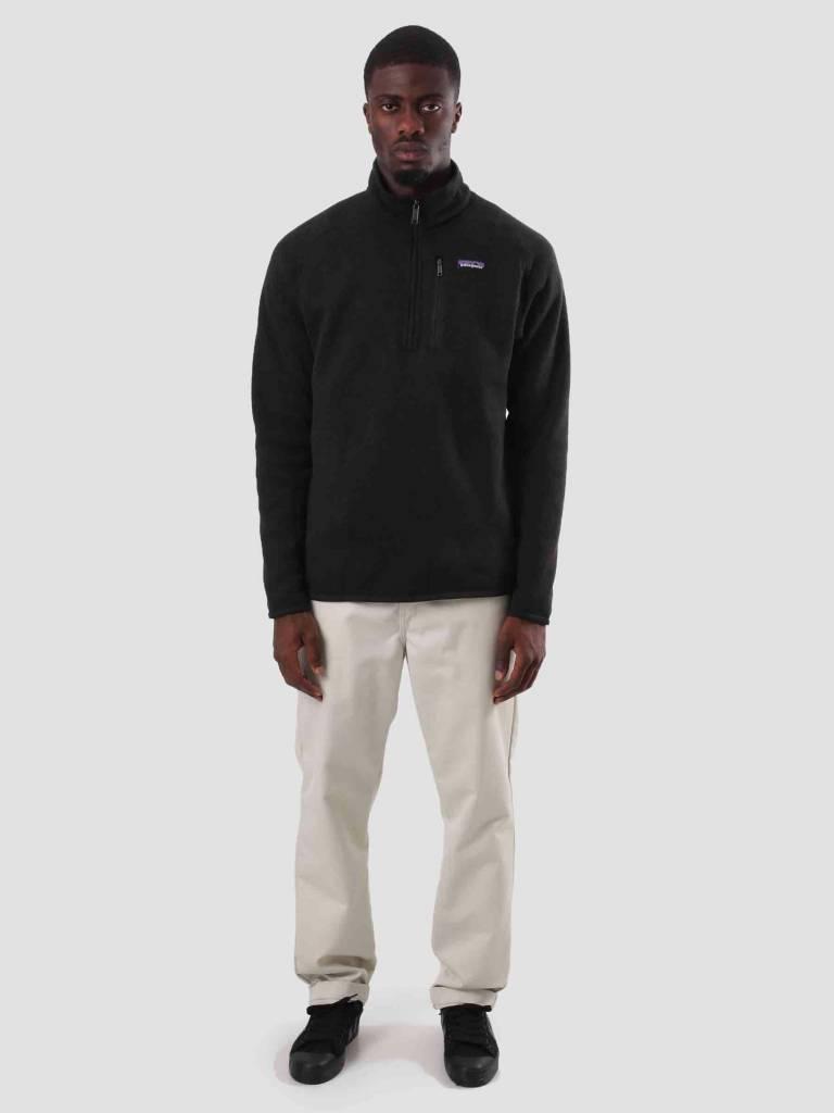 Patagonia Patagonia Better Sweater 1-4 Zip Black 25522