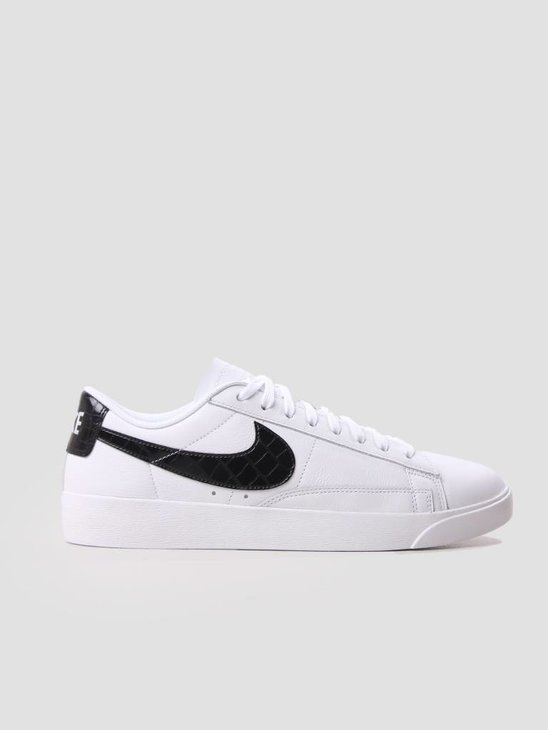 Nike Blazer Low WhiteBlack BQ0033-100