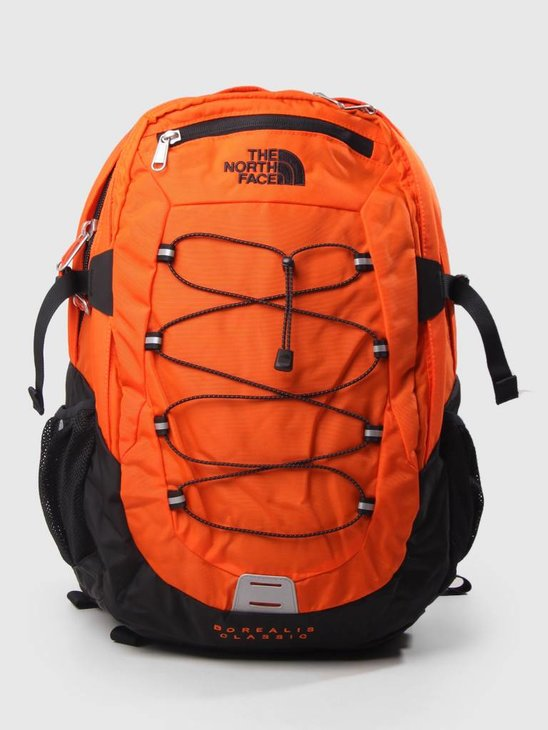The North Face Borealis Classic Persian Orange TNF Black T0CF9C3LZ