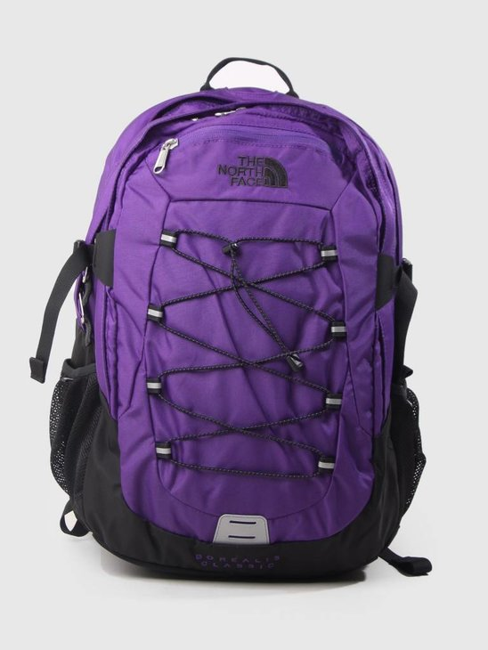 The North Face Borealis Classic Tillandspr TNF Black T0CF9C5TG