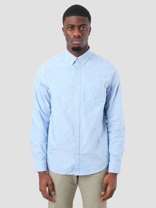 Carhartt WIP Button Down Pocket Shirt Bleach I022069-KY90