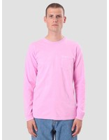 Stussy Stussy Camo Stock Pig. Dyed Pkt Longsleeve Pink 1954248