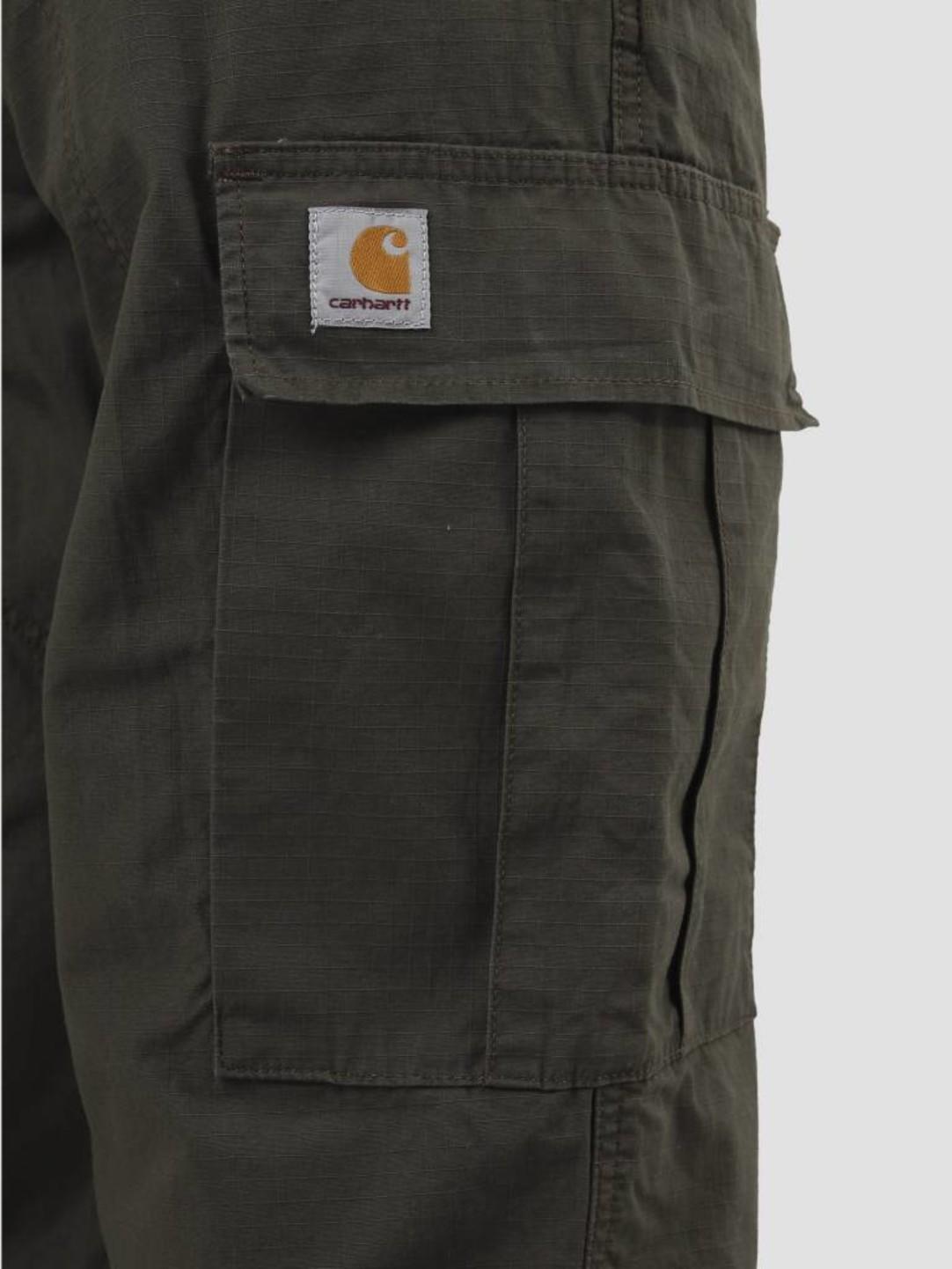 Carhartt WIP Carhartt WIP Cargo Pant Rinsed Cypress I000949-6302