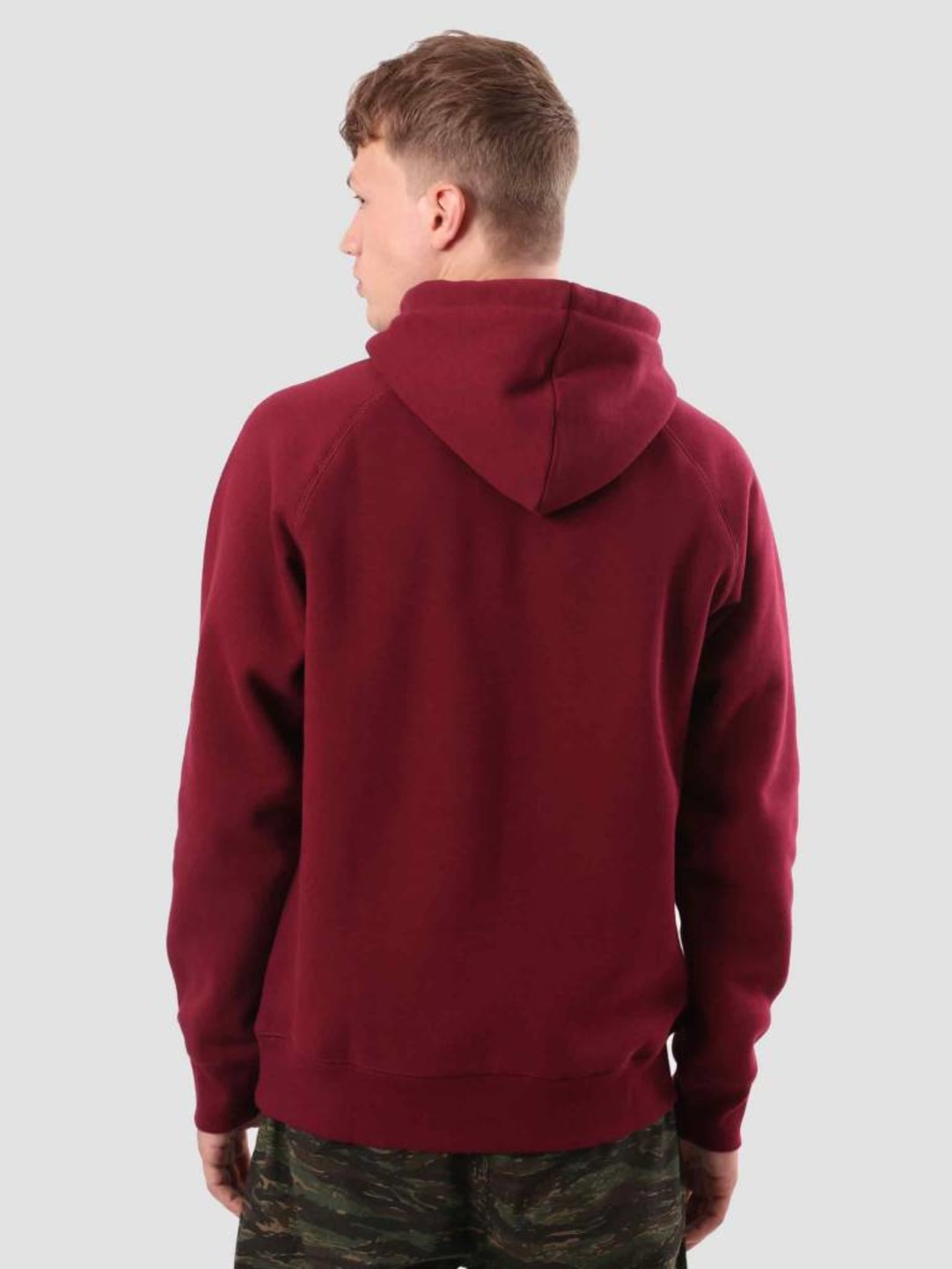 Carhartt WIP Carhartt WIP Chase Hoodie Mulberry Gold I026384-88490
