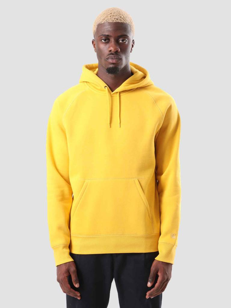 Carhartt WIP Carhartt WIP Chase Hoodie Quince Gold I026384-62290
